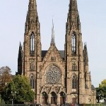Strasbourg cathedral (France)