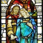 Jesus and Mary small