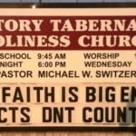 One definition of faith