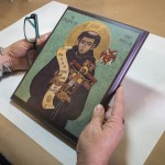 The Eyes Draw You In: Portrait of an Iconographer