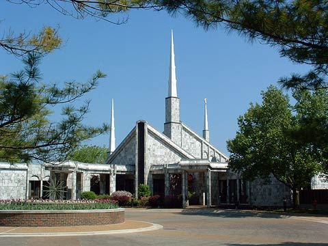 The second first temple in Illinois