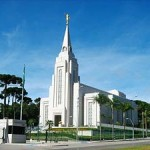 The Curitiba Brazil Temple of the Church of Jesus Christ of Latter-day Saints