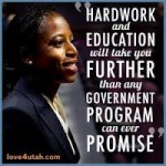 Mia Love, running for Congress from Utah's 4th District