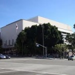 The Los Angeles County Courthouse