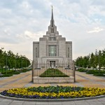 The Kyiv Ukraine Temple of the Church of Jesus Christ of Latter-day Saints