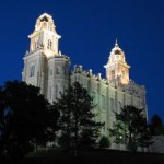 The Manti Utah Temple
