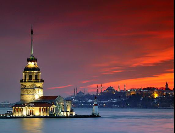 Istanbul or Constantinople
