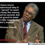 Professor Thomas Sowell, of the Hoover Institution at Stanford University