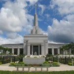 The Apia Samoa Temple of The Church of Jesus Christ of Latter-day Saints
