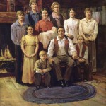 The Joseph Smith Sr. family