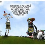 The Golfer-in-Chief