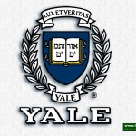 "The seal or logo of Yale University.  ""Lux et Veritas,"" it reads: ""Light and Truth.""  And the Hebrew says ""Urim and Thummim.""  Like virtually all early American (and English and European and Middle Eastern) universities, Yale was founded as a religious institution.  Like most American (and English and European) universities, it has abandoned its committed, religious roots."