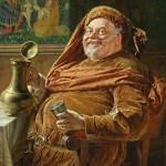 Sir John Falstaff, one of the most enduring characters in literature