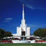 The Denver Colorado Temple of the Church of Jesus Christ of Latter-day Saints