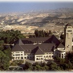 Augusta Victoria Hospital on the Mount of Olives