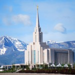 The Oquirrh Mountain Temple of the Church of Jesus Christ of Latter-day Saints (Click to enlarge)