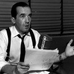 Edward R. Murrow pretending to be me