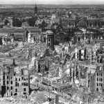 Actually, this ISN'T Detroit after more than five decades of unopposed liberal Democratic management.  It's Dresden, in the aftermath of the February 1945 Allied firebombing.  But it will serve.