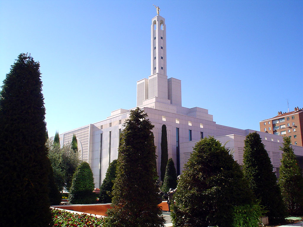 Spain's 1st LDS temple