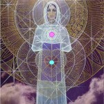 A representation of the divine feminine