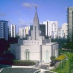 The Recife Brazil Temple of the Church of Jesus Christ of Latter-day Saints