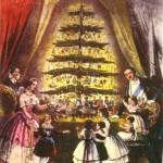 This image of Queen Victoria, Prince Albert, and their children played a crucial role in making Christmas fashionable -- not only in Great Britain but in North America, as well.