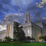 The Mount Timpanogos Temple of The Church of Jesus Christ of Latter-day Saints