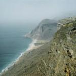 "Wadi Sayq, in Oman.  Nephi's 'Bountiful""?"