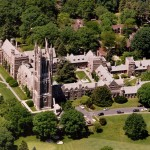 The graduate college at Princeton University (Click to enlarge.)