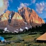 Near Red Castle Lake, in Utah's High Uintas Wilderness Area