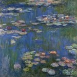 Water Lilies, by Claude Monet
