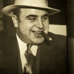 You want a real thug?  Meet Al Capone.