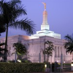 The Asunción Paraguay Temple of The Church of Jesus Christ of Latter-day Saints (Click to enlarge)