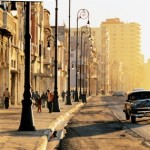 Havana:  Fewer cars, too, and back in the more restful fifties!