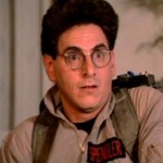 "Harold Ramis in ""Ghosbusters."" He was certainly more important, though, as a writer and director."