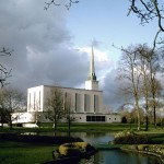 The London England Temple of The Church of Jesus Christ of Latter-day Saints (Click to enlarge)