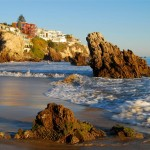 On the edge of Corona Del Mar (Click to enlarge)