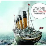 A cartoon by Michael Ramirez from several weeks ago that just seems relevant.