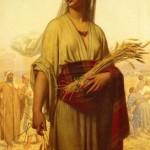 Ruth, the Moabite ancestress of both David and Jesus