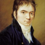 Ludwig van Beehoven (d. 1827) (Click to enlarge.)