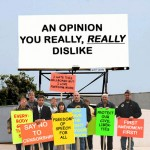 Freedom of speech and opinion