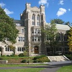 Andover Hall, at Harvard Divinity School