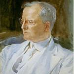 A portrait of James Deering by John Singer Sargent (1917)