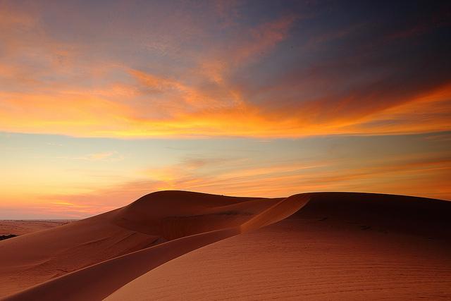 Arabian Deseret Sands