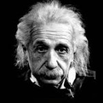 """[T]he fanatical atheists . . . are like slaves who are still feeling the weight of their chains which they have thrown off after hard struggle. They are creatures who—in their grudge against the traditional 'opium of the people'—cannot bear the music of the spheres.""  (Albert Einstein)"