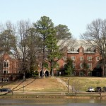 On the campus of the University of Richmond, in Virginia (Click to enlarge)
