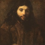 "Rembrandt, ""Head of Christ"" (ca. 1648)"