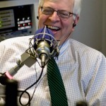 Dennis Prager on the radio