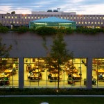 BYU's main library