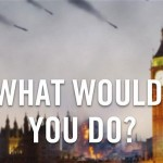 It remains an excellent question: What WOULD you do?